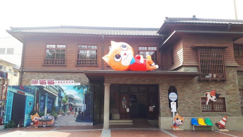 貓奴快看!臺南打造最有趣的貓咪樂園