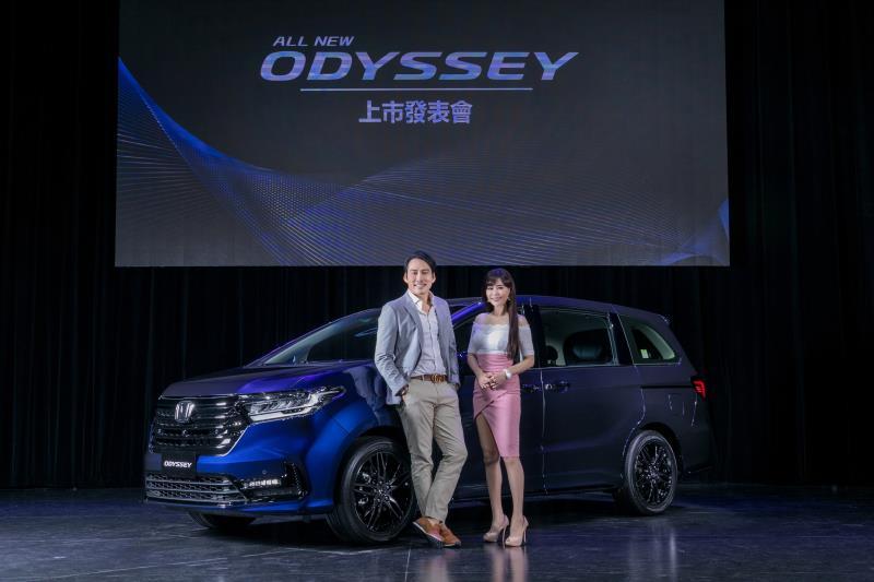 Honda ALL NEW ODYSSEY 全新改款登台