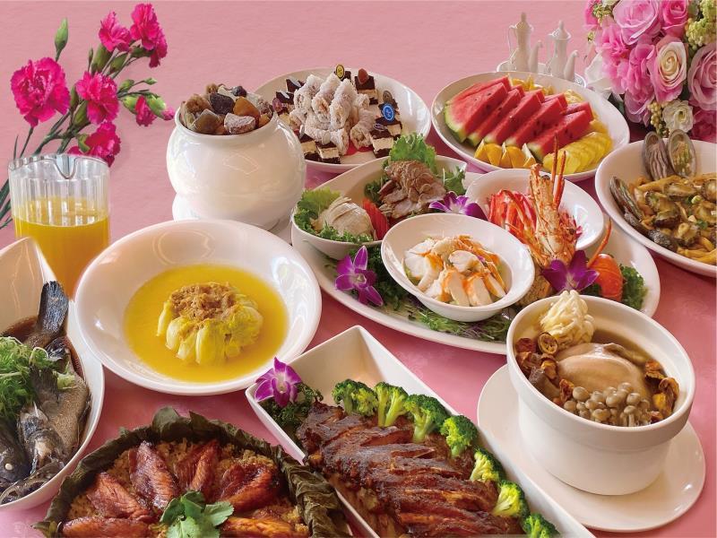 礁溪麒麟飯店 推母親節限定料理