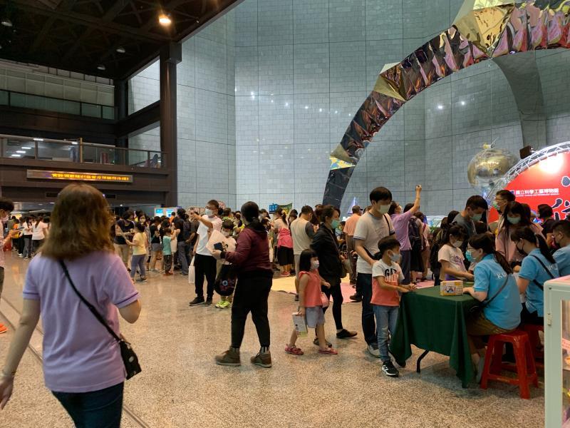 科工館邀民眾參與母親節與國際家庭日活動