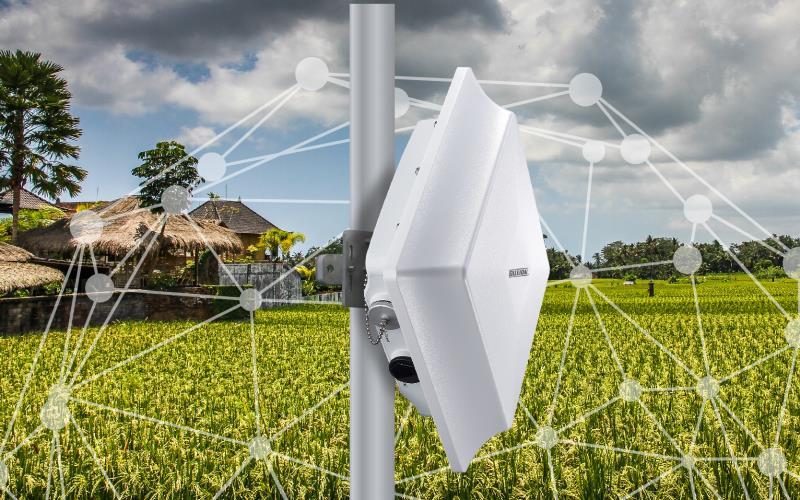 盛達電業推出全新5G Sub-6GHz戶外型路由器