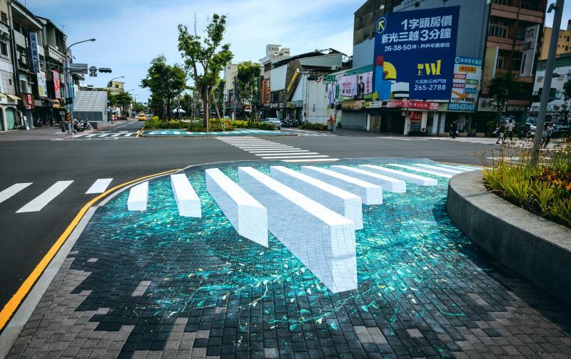 Tainan Axis + The Spring榮獲2021年全球卓越建設獎永續發展類銀獎
