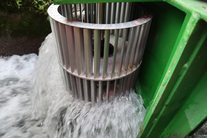 水利發電設備