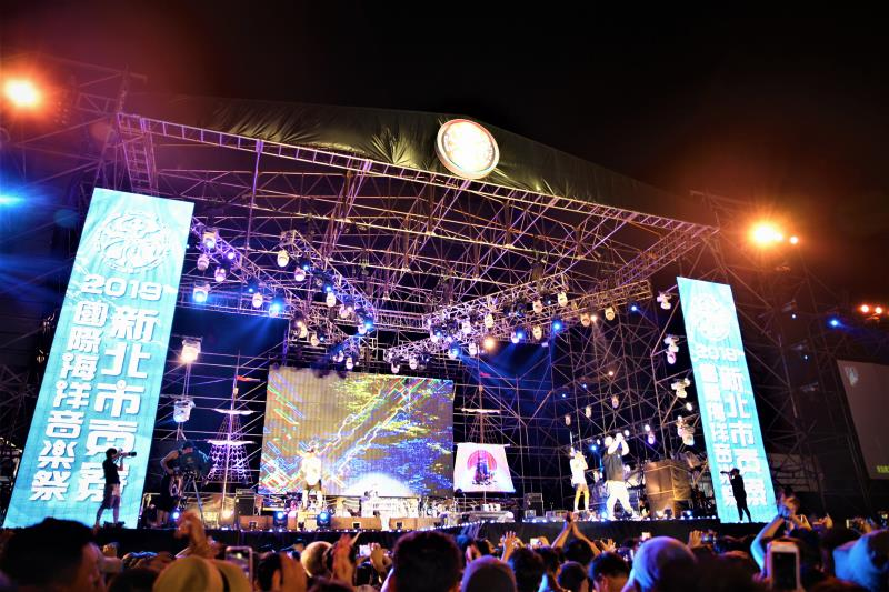 2021年貢寮海洋音樂祭停止辦理、平溪天燈延期。
