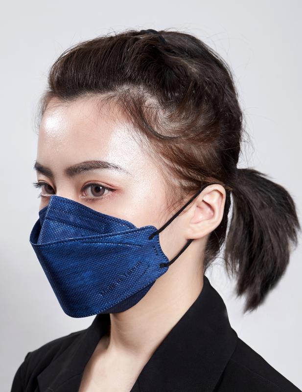 做好防疫 韓版KF立體口罩讓戴口罩也可以很時尚