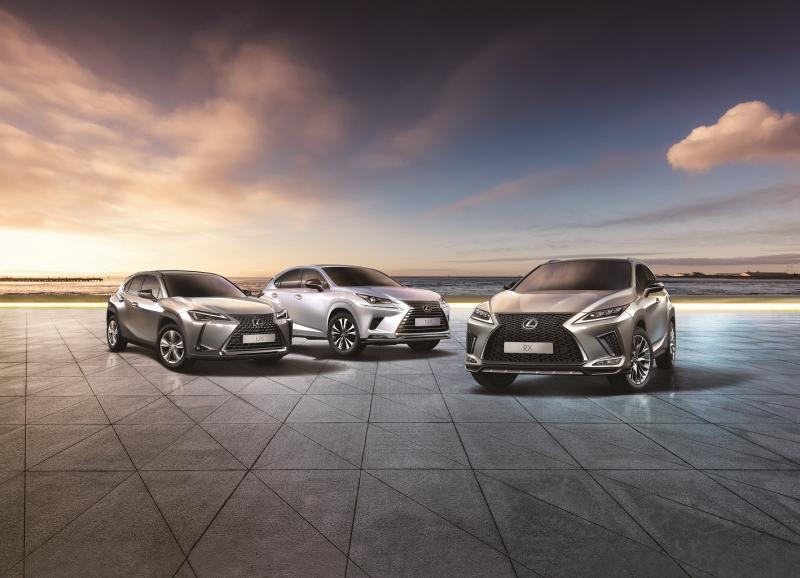 LEXUS 7月掛牌達2,279台 奪下豪華車品牌冠軍王座