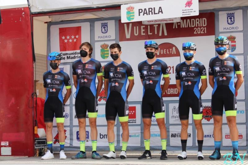 T-SOX 贊助西班牙職業車隊  La Tova-Asesoria Almudevar  https://www.latova-ciclismo.com/,2021歐洲自行車聯賽,因精準運動科學訓練取得多次比賽冠軍。