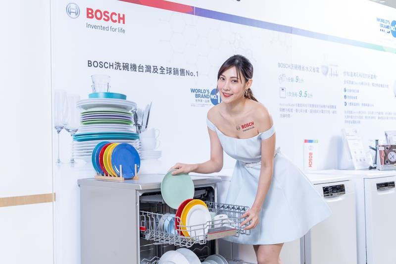 功能再提升 BOSCH 全系列洗碗機新上巿