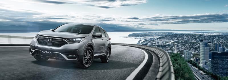 Honda CR-V銷售亮眼  8月交車1,367台