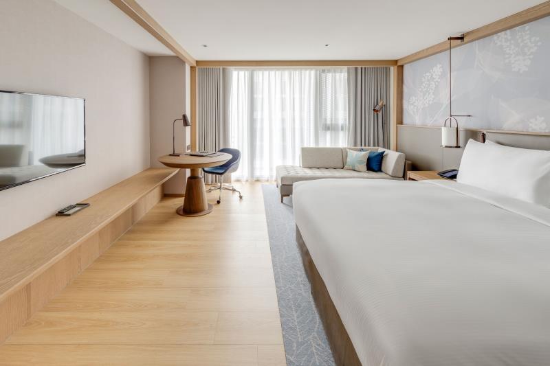 台北希爾頓逸林酒店「逸券FUN十倍」住房優惠開跑。