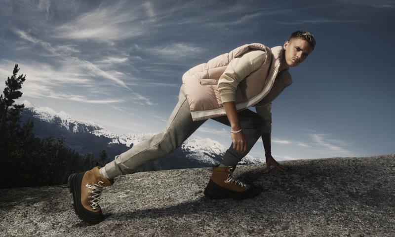 CANADA GOOSE發表Footwear系列  邀羅密歐貝克漢讚聲