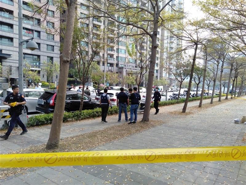 高市美術館附近槍響 強盜犯嫌中彈送醫不治