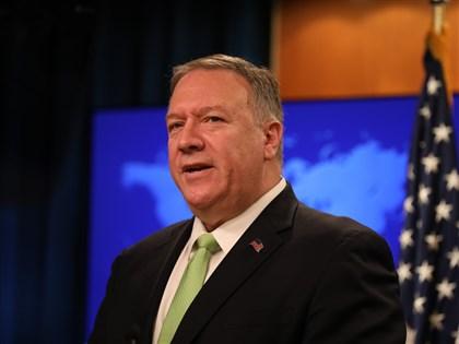 獨家》六四天安門事件31週年  美國務卿蓬佩奧會見王丹等人
