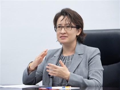 專訪/蕭美琴:美中戰略競爭科技安全 台灣應扮關鍵角色