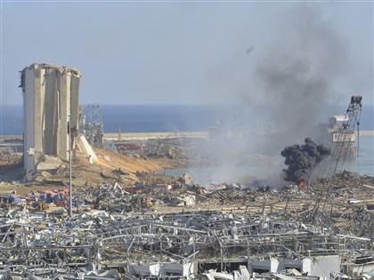 黎巴嫩海關6度要求轉運硝酸銨 已讀不回釀悲劇