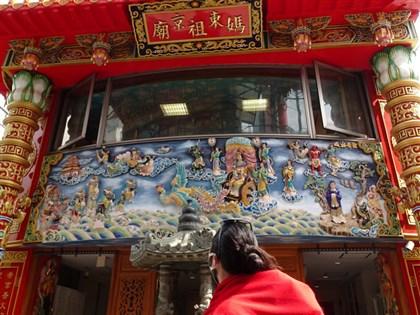 日本客偽出國遊台灣 嚐滷肉飯拜月老逛東京媽祖廟