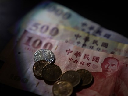 新台幣一度升逾5角 觸及27.788元