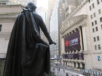 美股那斯達克瀕臨修正 台積電ADR跌近6%