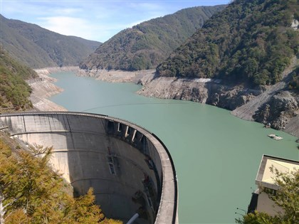 德基水庫蓄水量僅剩4.8% 水利署:不會進一步限水