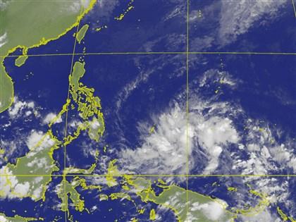熱帶系統不排除14日形成颱風 能否帶來水氣待觀察