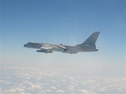 25架共機擾台灣西南防空識別區 架數創新高
