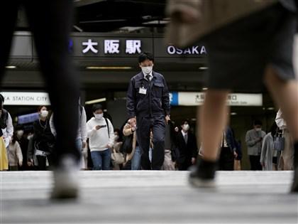 日本大阪單日1220例再創新高 連6天確診破千