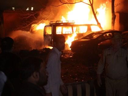 巴基斯坦飯店爆炸案增至4死 中國大使外出開會逃過一劫