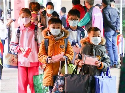 台北市升防疫等級 停辦畢旅、戶外教學、老人共餐