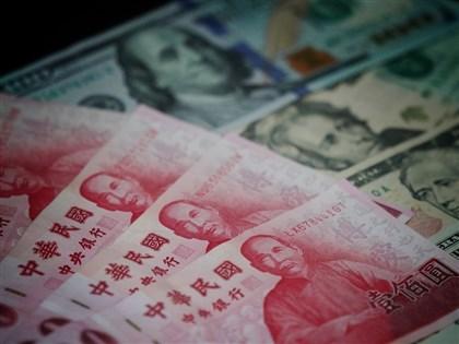 股匯雙漲 新台幣午盤升逾1角暫收27.90元
