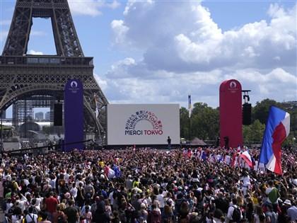 等待一世紀 東奧落幕2024巴黎奧運接棒[影]
