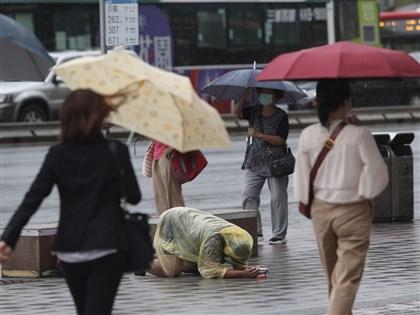 桃園楊梅18.7度 吳德榮:17日晚間起氣溫降至最低