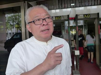 朱高正病逝享壽67歲 跳上立院主席台抗爭第一人