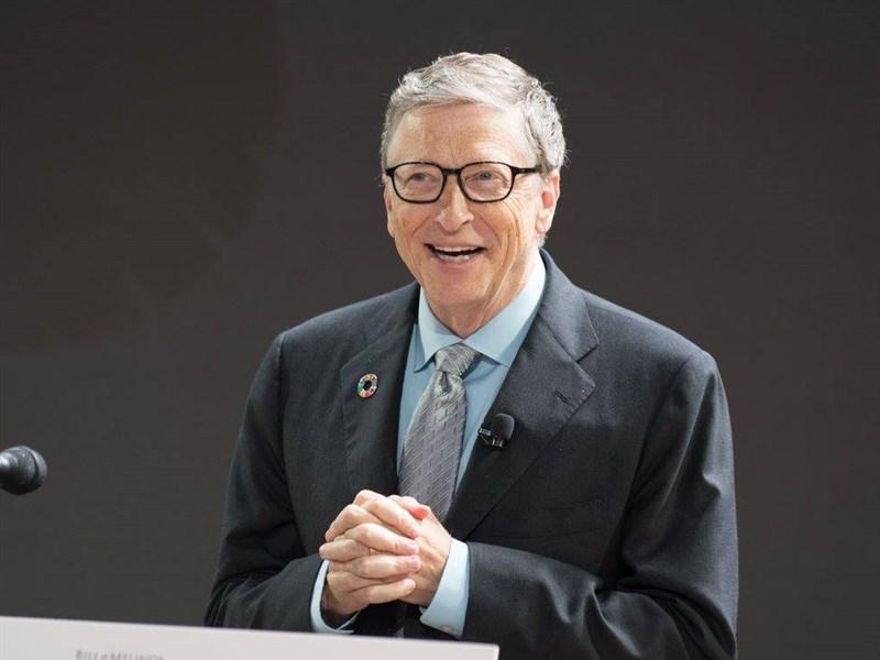 比爾蓋茲退出微軟董事會  全力投入慈善工作