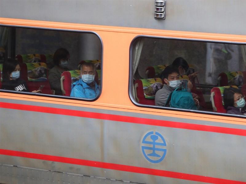 228連續假期台鐵加開116班次 1 29開放訂票 生活 中央社cna