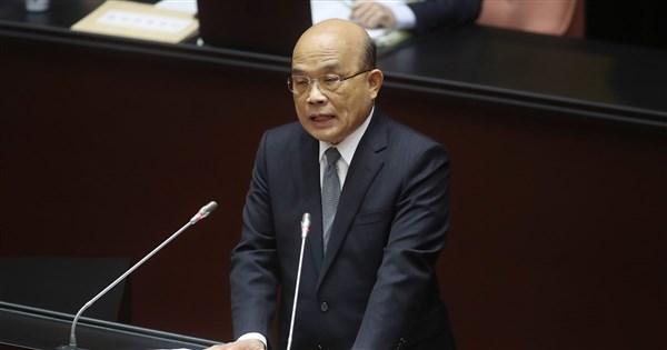 立院26日開議邀蘇貞昌專案報告 聚焦疫苗萊豬   政治   重點新聞  